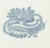 Pottery Marks,Thos Rathbone & Co